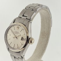 Rolex Oyster Perpetual Lady Date Acero y oro 26mm Champán Sin cifras Argentina, buenos aires