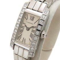 Cartier Lanières White gold 20.2mm Silver