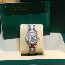 Rolex Lady-Datejust new 2020 Automatic Watch with original box and original papers 279381RBR