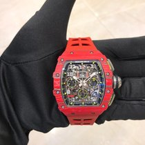 Richard Mille RM 011 49.94mm Transparent