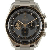Omega Speedmaster Professional Moonwatch Gold/Steel 42mm Grey