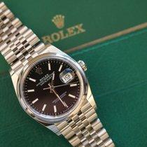 Rolex Datejust Jamais portée Acier 36mm Remontage automatique France, Paris