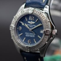 Breitling Colt Oceane Steel 32mm Blue Arabic numerals United States of America, New Jersey, Long Branch