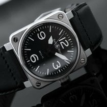 Bell & Ross BR 03 BR 03-92 S Steel 42mm Automatic