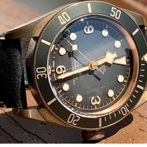 Tudor Black Bay Bronze Bronze 43mm Grey Arabic numerals United States of America, New Jersey, Manalapan