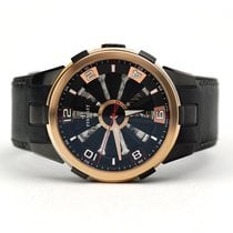 Perrelet new Automatic 44mm Gold/Steel Sapphire crystal