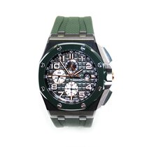 Audemars Piguet Royal Oak Offshore Chronograph Ceramic 44mm Green Arabic numerals United States of America, Florida, Miami