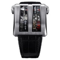Cabestan pre-owned Automatic 48mm Sapphire crystal