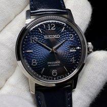 Seiko Acier 38.5mm Remontage automatique SRPE43J1 nouveau