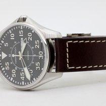 Hamilton Khaki Pilot Steel 42mm Black Arabic numerals