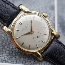 Patek Philippe Calatrava Or jaune 35mm Argent France, Paris