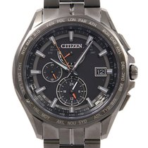 Citizen 42.5mm Quartz H820-T023991/AT9097-54E pre-owned