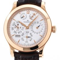 Jaeger-LeCoultre 146.2.26.S Rose gold Master Eight Days Perpetual 41mm pre-owned