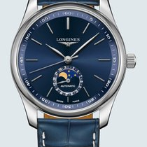 Longines Master Collection Steel 40mm Blue United States of America, New York, NY