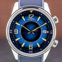 Jaeger-LeCoultre pre-owned Automatic 41mm Blue Sapphire crystal 10 ATM