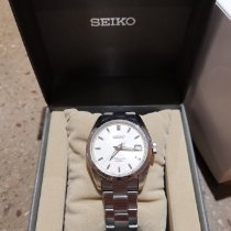 Seiko Spirit Steel Silver No numerals United Kingdom, Linlithgow