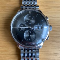 Junghans Meister Chronoscope Steel 41mm Grey