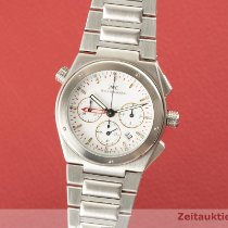IWC Ingenieur Chronograph Steel 34mm White