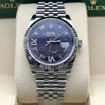 Rolex Datejust 126234 Ungetragen Stahl 36mm Automatik