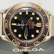 Omega Seamaster Diver 300 M Titanio 42mm Negro Sin cifras España, Palau Solita i Plegamans - Barcelona