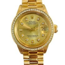 Rolex Lady-Datejust Yellow gold 26mm Gold No numerals United States of America, Florida, Miami