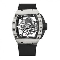 Richard Mille RM 061 Ceramic 50.23mm Transparent No numerals United States of America, New York, New York