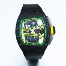 Richard Mille RM 061 Ceramic Transparent United States of America, New York, New York