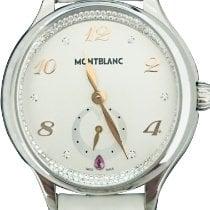 Montblanc Princess Grace De Monaco Steel 34mm White Arabic numerals United States of America, Florida, Miami