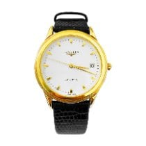 Longines Flagship Yellow gold 35.6mm White No numerals United States of America, Florida, Miami