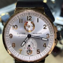 Ulysse Nardin Marine Chronometer 43mm Rose gold 43mm Silver Arabic numerals United States of America, Florida, Ft lauderdale