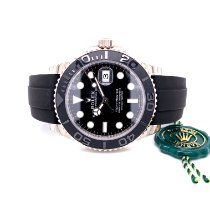 Rolex Yacht-Master 42 White gold 42mm Black No numerals United States of America, California, Beverly Hills