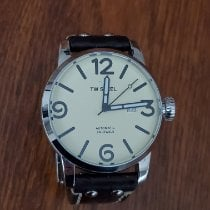 TW Steel Steel 45mm Automatic MH5 pre-owned