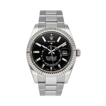 Rolex Sky-Dweller Steel 42mm Black No numerals United States of America, Pennsylvania, Bala Cynwyd
