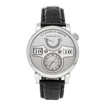 A. Lange & Söhne Platinum 41mm Manual winding 140.025 pre-owned United States of America, Pennsylvania, Bala Cynwyd