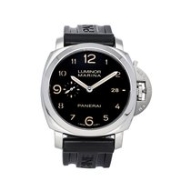 Panerai Luminor Marina 1950 3 Days Automatic Steel 44mm Black Arabic numerals United States of America, Pennsylvania, Bala Cynwyd