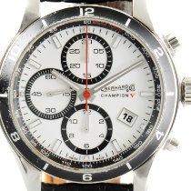 Eberhard & Co. Champion V Steel 42.5mm White