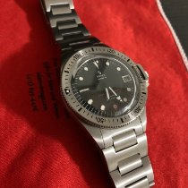 Yema Steel 39mm Automatic Armée De L'Air pre-owned United States of America, Illinois, Chicago