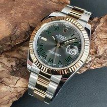 Rolex Datejust II Gold/Stahl 41mm Grau Deutschland, München
