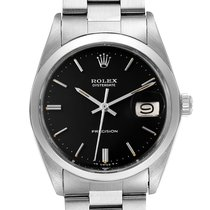 Rolex Oyster Precision Steel 35mm Black United States of America, Georgia, Atlanta