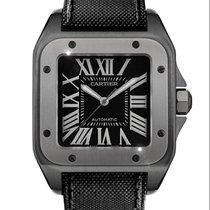 Cartier Santos 100 Steel 42mm Black Roman numerals South Africa, Johannesburg