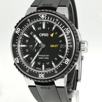 Oris ProDiver GMT 49mm Black