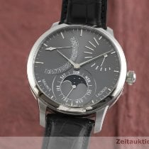 Maurice Lacroix Masterpiece Phases de Lune Steel 43mm Grey