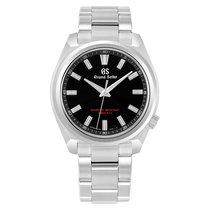 Seiko Grand Seiko new Quartz Watch with original box and original papers SBGX343G or SBGX343