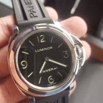 Panerai Luminor Base PAM 00112 Very good Steel 44mm Manual winding Malaysia, Petaling Jaya