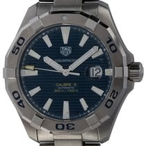 TAG Heuer Aquaracer 300M new Automatic Watch with original box and original papers WAY2012.BA0927