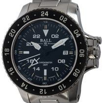 Ball Engineer Hydrocarbon GMT Acero 44mm Negro