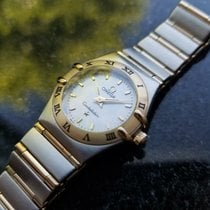 Omega Constellation Ladies Золото/Cталь 23mm
