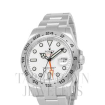 Rolex Explorer II Steel 42mm White United States of America, New York, Hartsdale