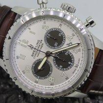 Breitling Navitimer 8 Stahl 43mm Silber Arabisch Deutschland, Melle