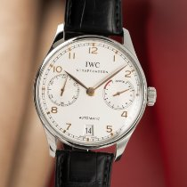 IWC Steel 42.5mm Automatic 5001 pre-owned